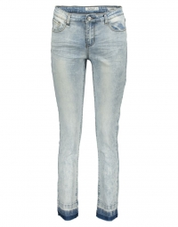Jeans - Jane Straight Cropped Super Bleached