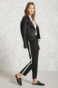 Pantalon met Streepdetail - Contemporary