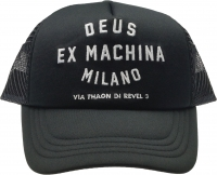 Deus Ex Machina Milano trucker