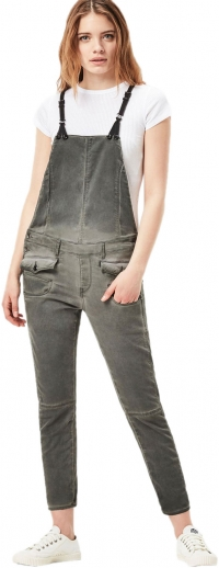 G-star Raw Army radar skinny overall