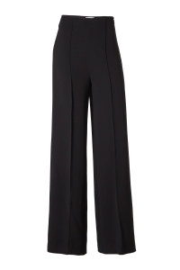 high waisted straight fit pantalon