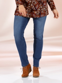 Jegging MIAMODA Blue bleached